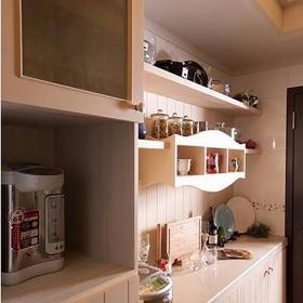美式鄉村風公寓住宅裝修圖片
