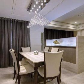 簡歐風格公寓住宅裝修圖片