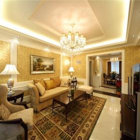 歐式風格私人住宅別墅裝修圖片