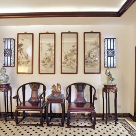 香缇半岛-中式风格