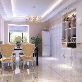 三居家庭現代簡約裝修設計圖