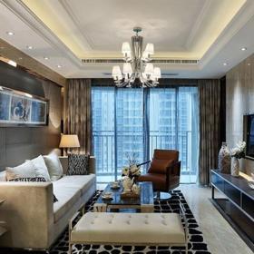 津南新城89平兩室溫馨現代住宅