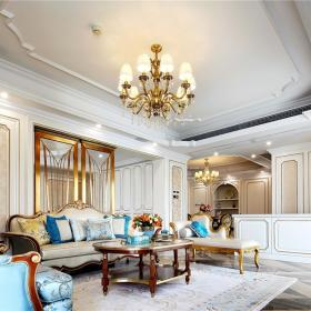 藍海花園法式大宅家裝案例