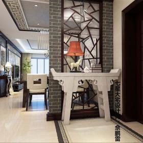 白桦林印象-135-中式风格