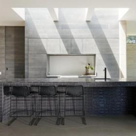 简约风格家庭吧台装修图片效果图欣赏