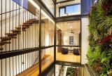 loft风格简约风格国外loft公寓效果图楼梯设计