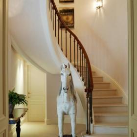 旋轉樓梯組合裝飾圖片效果圖