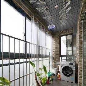 小户型家装钢门窗装修图片效果图欣赏