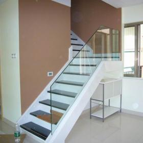 樓梯梯過道現代風格復式樓梯裝修圖片效果圖欣賞
