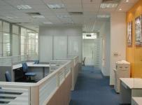 简约风格写字楼办公室装修图片-简约风格办公桌椅图片