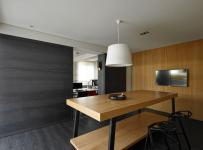 辦公家具簡約公共空間工裝寫字樓簡潔寬敞的辦公樓設計效果圖大全