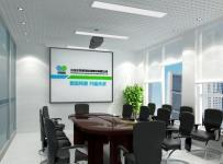 写字楼办公室会议室装修效果图
