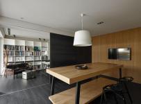 辦公家具簡約公共空間工裝寫字樓簡潔寬敞的辦公樓設計效果圖
