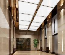 酒店写字楼电梯效果图