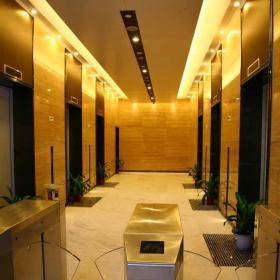 公司寫字樓電梯效果圖