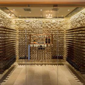 30平米家裝酒窖圖片效果圖