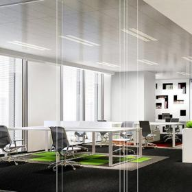 5a寫字樓辦公室設計效果圖