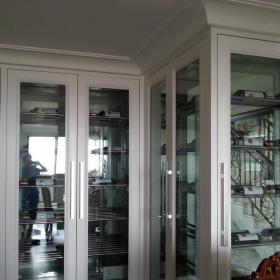 杭州盛元慧谷39樓私人酒窖效果圖大全