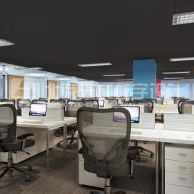 分期樂寫字樓辦公空間效果圖大全