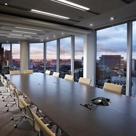写字楼会议室图片效果图