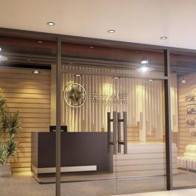 商業寫字樓辦公室裝飾圖片效果圖