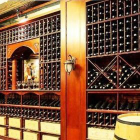 红酒窖设计装修效果图