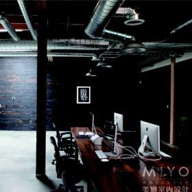 专业办公室设计装修办公楼空间设计创意办公室空间设计写字楼效果图大全