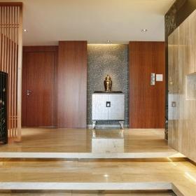 欧式风格公寓豪华型地台设计图效果图