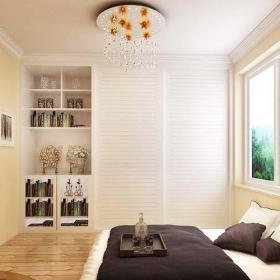 客厅卧室室内地台设计布置图效果图
