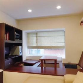 家庭客厅地台装修效果图