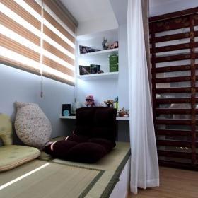 ID城市空间混搭风格公寓富裕型地台榻榻米婚房家装图效果图