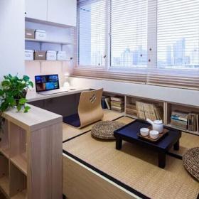 日式地台,一个空间的多种用途