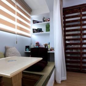 ID城市空间混搭风格公寓富裕型地台榻榻米婚房平面图效果图