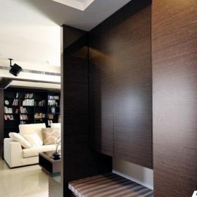 5-10万混搭风格公寓经济型90平米客厅地台沙发效果图