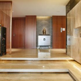 欧式风格公寓豪华型地台设计图