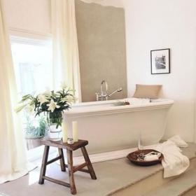 浴室地台效果图大全