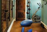 健身房瑜伽垫装修设计效果图大全
