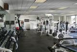 最新時尚200平米健身房效果圖