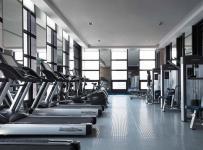 高檔的鉑爾曼酒店健身房設計效果圖大全