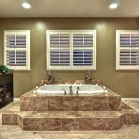 新古典風格衛生間衛浴柜圖片效果圖