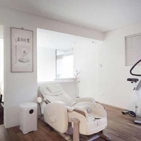 工作區儲藏室地下室家庭健身房圖片效果圖