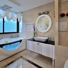 新古典衛生間衛浴間裝修效果圖