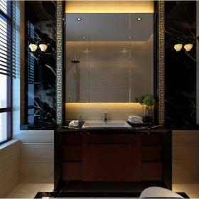 新古典古典新古典风格古典风格卫生间装修效果展示效果图
