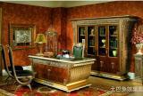 书房高档家具图片欣赏效果图