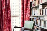 小书房小户型实用阳台阅读角设计效果图