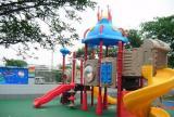 幼儿园滑滑梯效果图片汇总