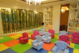 教室布置环境布置椅凳厕所门工装现代风格幼儿园教室布置图片效果图大全