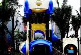 幼儿园滑滑梯效果图库