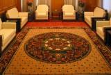 酒店会议室安全地毯效果图