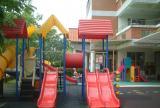 幼儿园滑滑梯图片效果图